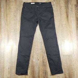 AG Stilt Cigarette Slim Skinny Jeans 30